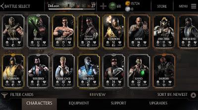 Mortal kombat x latest version