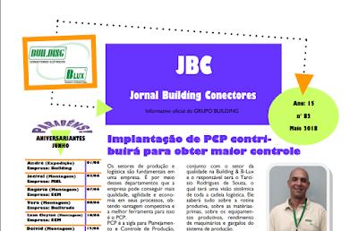 JBC: Edição de Maio 2018