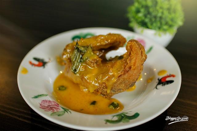 Ayam Kampung cheese