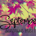 Happy New Month [Hello September]