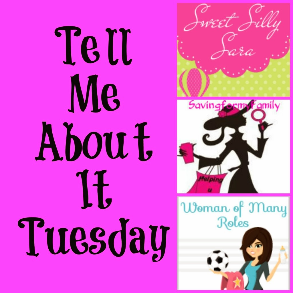Tell Me About It Tuesday 3/11