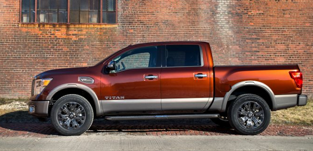 2017 Nissan Titan Specs, Reviews, Change, Redesign, Release Date