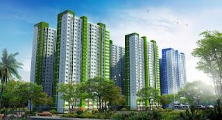 Green Pramuka City Lokasi