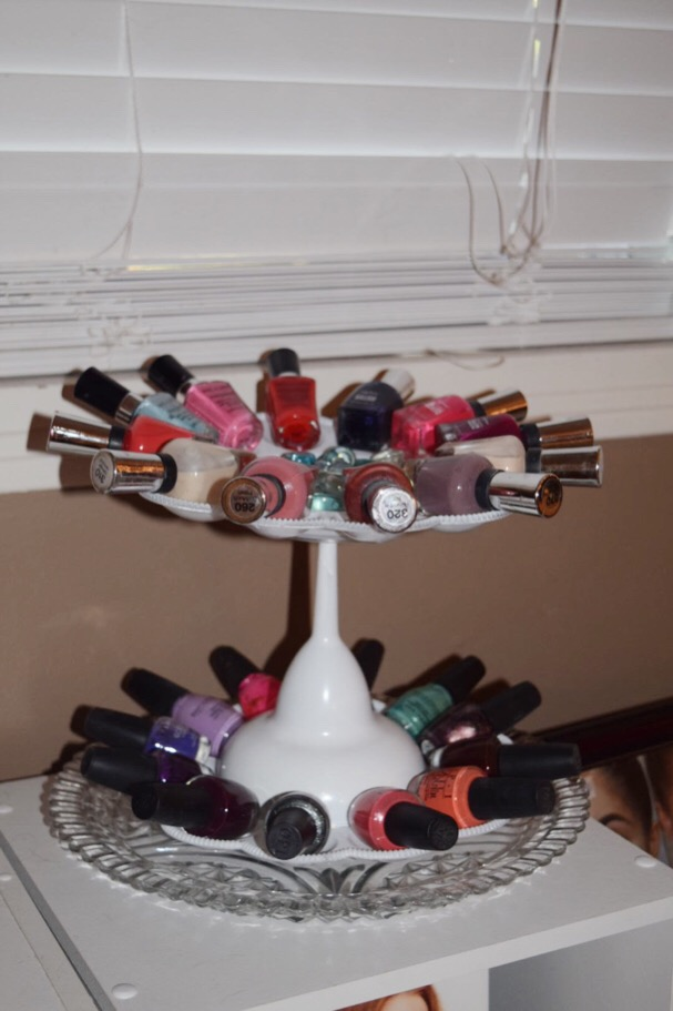 Do it yourself nail polish holder hireability do it yourself nail polish holder solutioingenieria Choice Image