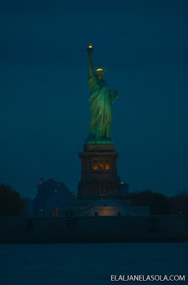 USA | Statue of LIberty, Lower East Side, New York City, New York