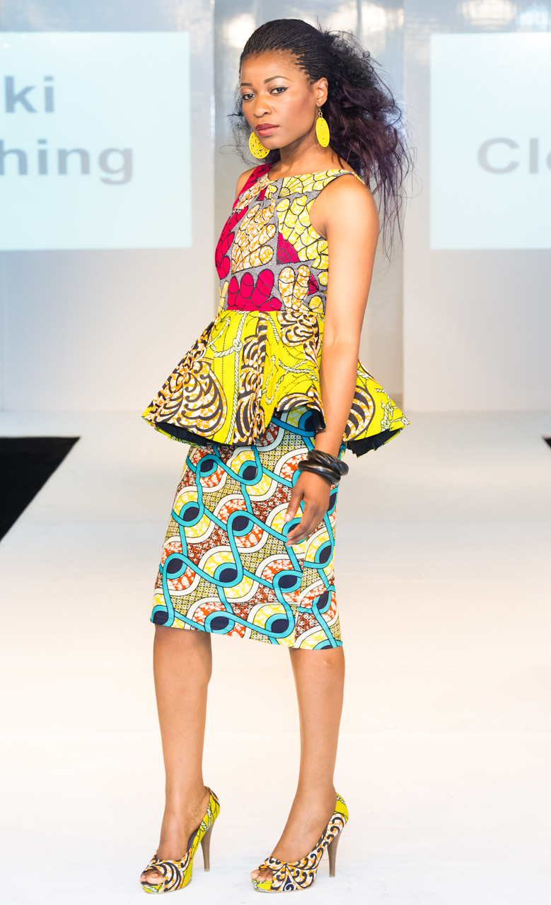 African style clothing for women
