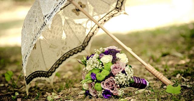 булчиски букет с рози