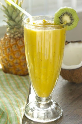 Como hacer jugo de kiwi nutritivo