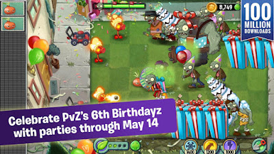 Plants vs Zombies 2 APK Latest Version Free Download For Android