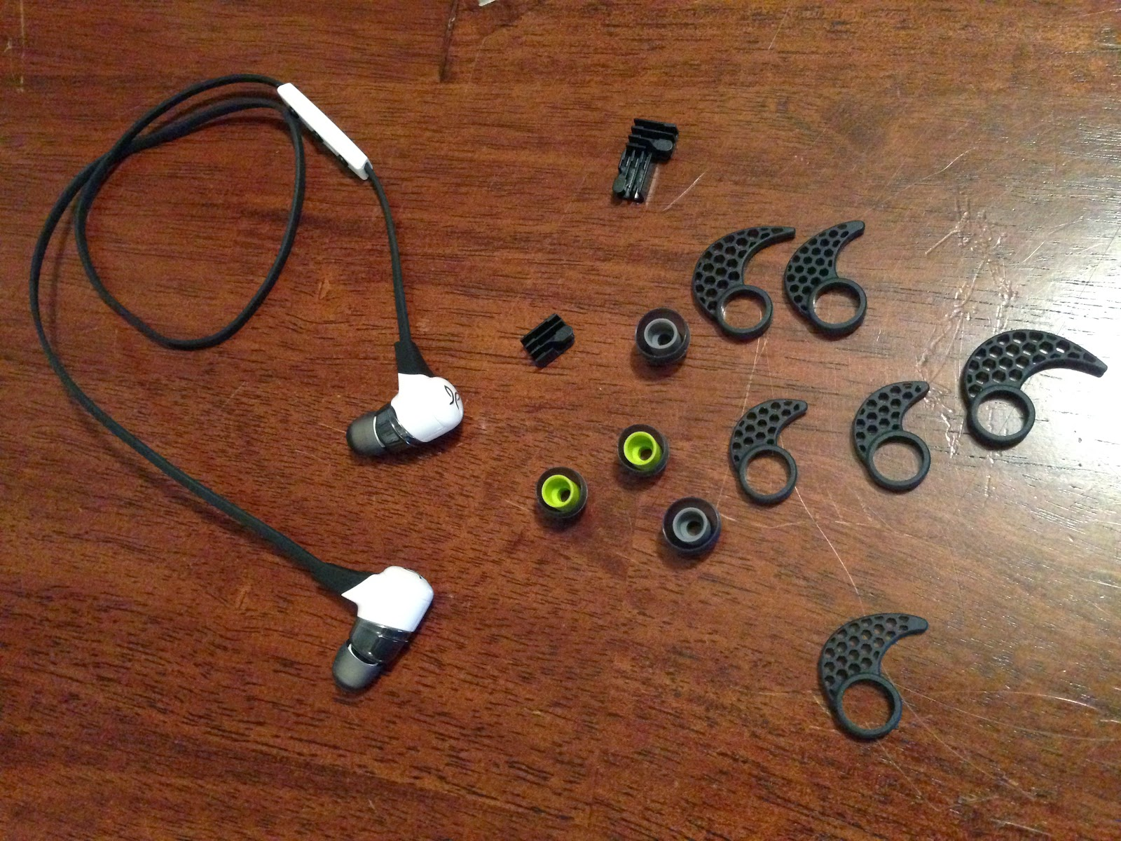 jaybird bluebuds x sport bluetooth headphones review paleo runner. Black Bedroom Furniture Sets. Home Design Ideas