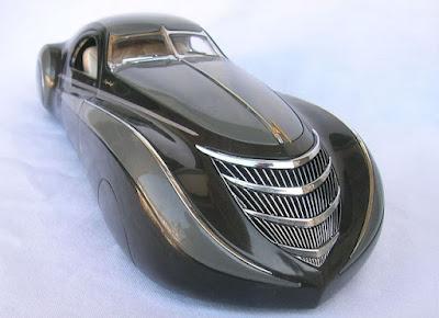 Duesenburg Coupe Simone Midnight Ghost nice car