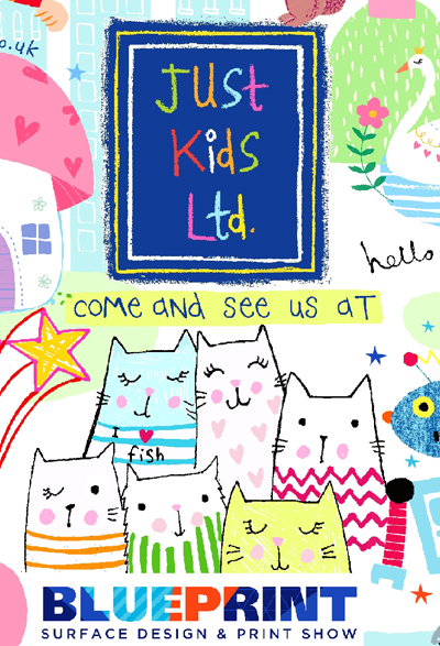 Print pattern blueprint just kids ltd and finally today just kids ltd are exhibiting at blueprint in august for the first time just kids are based in sheffield uk and they also exhibit at malvernweather Gallery