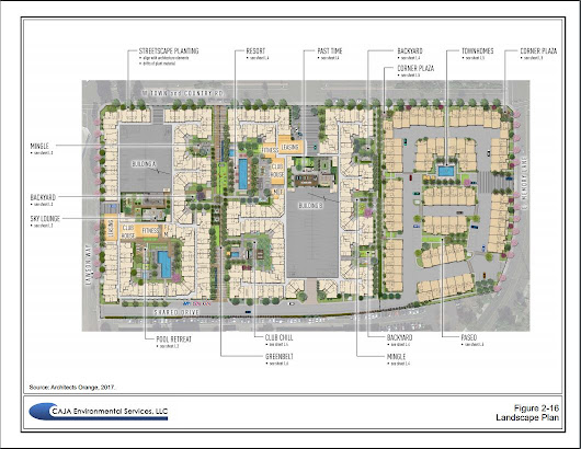 A Closer Look at Proposed Town & Country Apartments and Townhomes in Orange