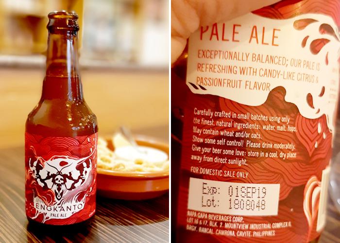 Engkanto Craft Beer Pale Ale