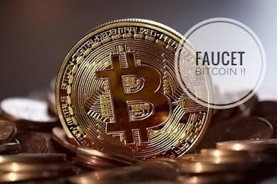 cara faucet bitcoin