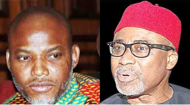 Why I can no longer be Nnamdi Kanu's surety – Abaribe