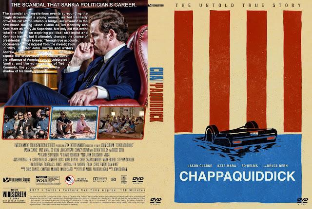 Chappaquiddick DVD Cover