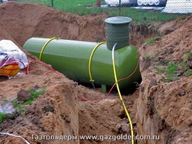 Купить газгольдер в Крыму