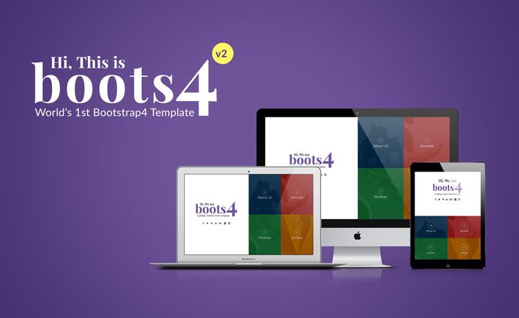 Bootstrap 4 Responsive Web Design Tutorials 1 Geting Start News Ultra