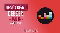Deezer Mod APK