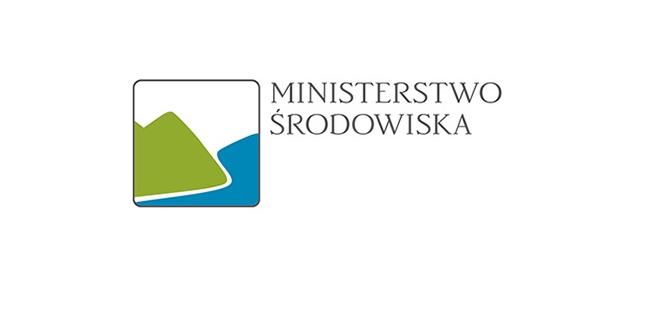 Logo Ministerstwa Środowiska