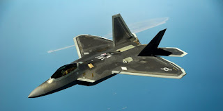 F-22 Stealth Fighter