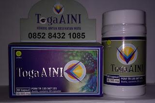 Obat alami mata rabun penurun mata minus toga aini herbal tradisional