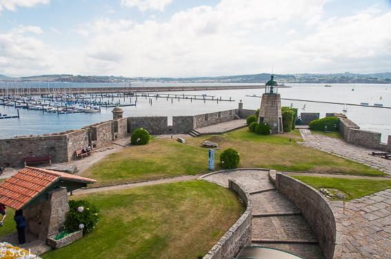 Castillo de San Anton. Visitar A Coruña en 2 dias