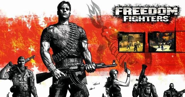تحميل لعبة freedom fighters 1 كاملة برابط واحد