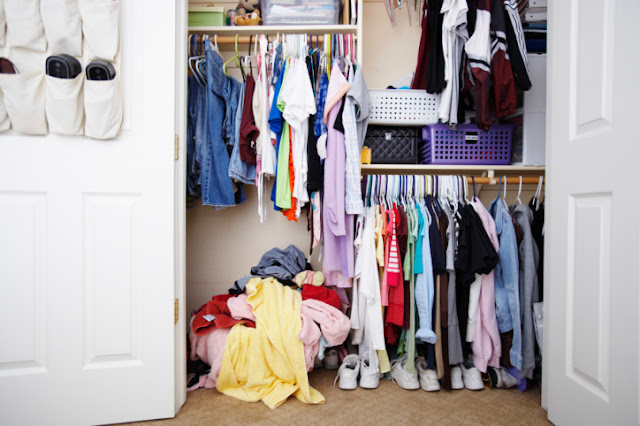 Clean out Your Closet with 3 Simple Spring Cleaning Steps