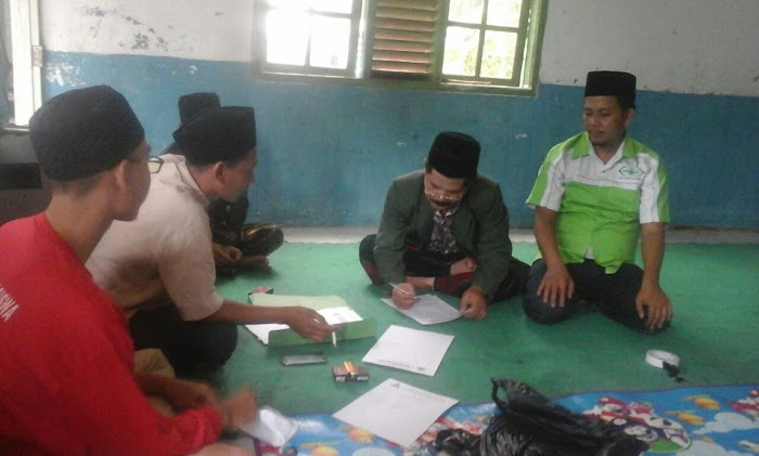 Lazisnu Bogor Gencar Sosialisasi Gerakan NU Berzakat