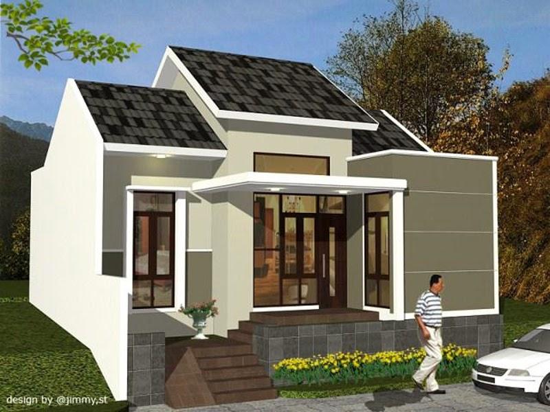 Rumah Minimalis Orang Bule