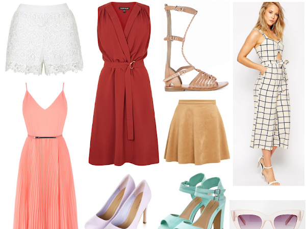 Wishlisting | Summer Fashion
