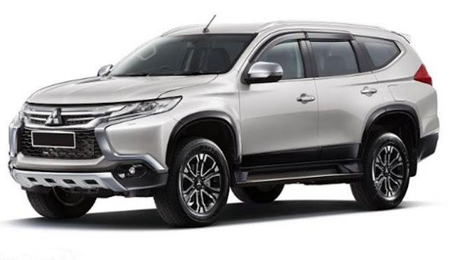 2018 Mitsubishi Montero USA