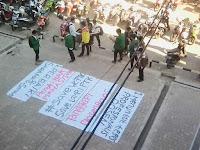 Tanggapi Demontrasi Mahasiswa, Wakil Dekan I FTK: Kami Tidak Punya Wewenang Menindaklanjuti Secara Konkret atau Tindak Tegas Pemecatan