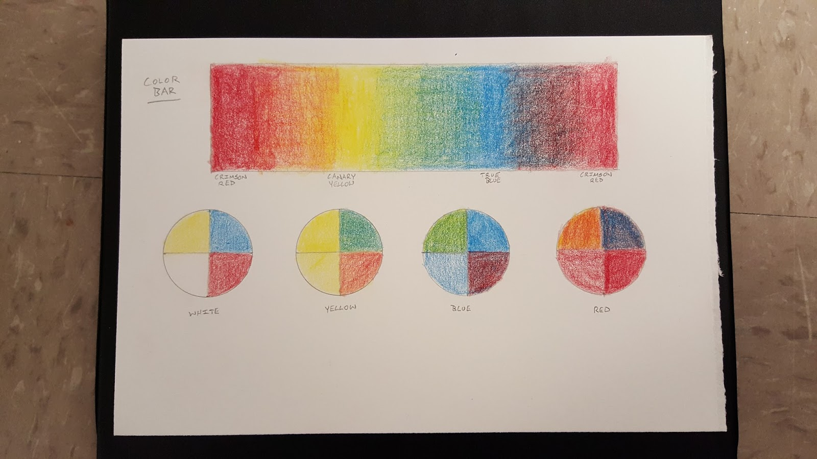 Nathan Smith S Art Ed Blog Week 5 Colored Pencil Project