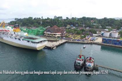 Info Kapal PELNI November 2018 Dari Sorong, Jayapura, dan Ambon