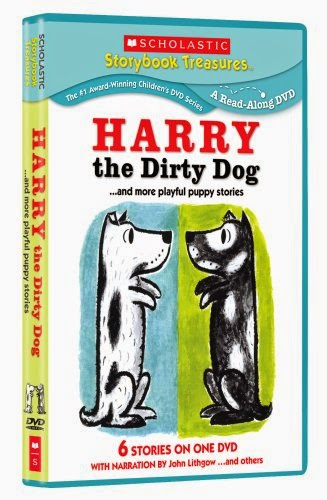 Harry the Dirty Dog Scholastic Storybook Treasures