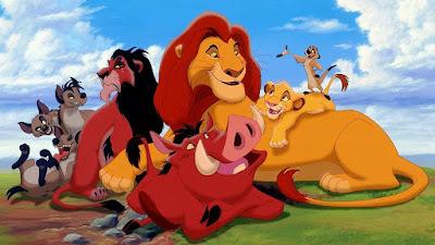 Lion King Animation