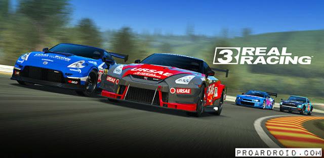 تحميل لعبة Real Racing 3 Apk v7.1.0 مهكرة للأندرويد (اخر تحديث) logo