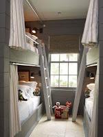 cuarto para niños en espacio reducido