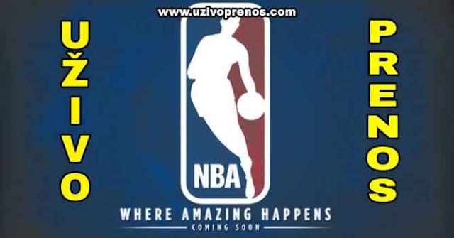 NBA Liga UŽIVO GLEDANJE ONLINE