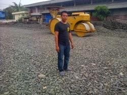 Proses Pembuatan Jalan Raya Aspal, Pembuatan Jalan Raya Aspal