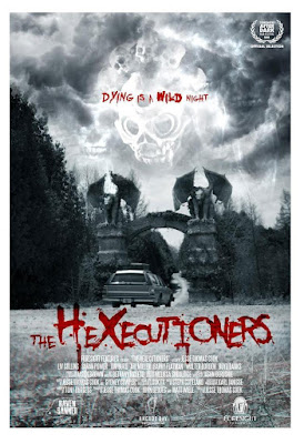 The Hexecutioners 2015 DVD R2 PAL Spanish
