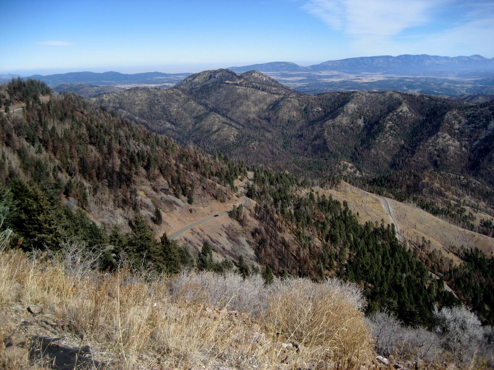 Vehicles Over >> Living Rootless: Ruidoso, NM: Highway 532 - Ski Run Road
