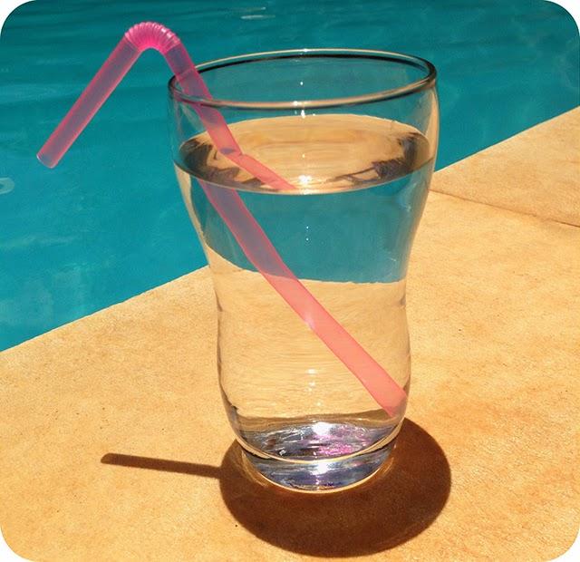 Bronzeado : Verão : Hidratação : Água