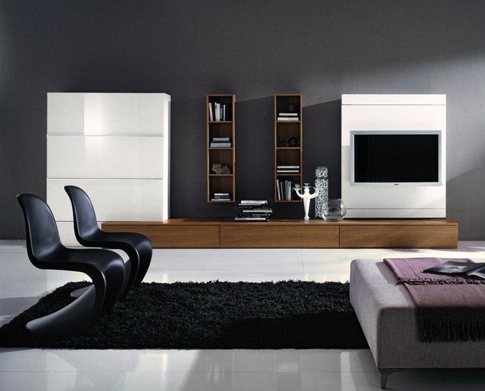 Porta Tv Cristallo Design.Furniture Interior Design A Composition For Living Room