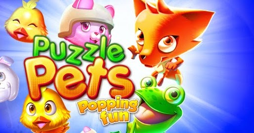 Puzzle Pets Popping Fun Games Android