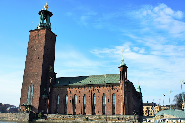 Stockholm City Hall Things to Do in Stockholm Sweden