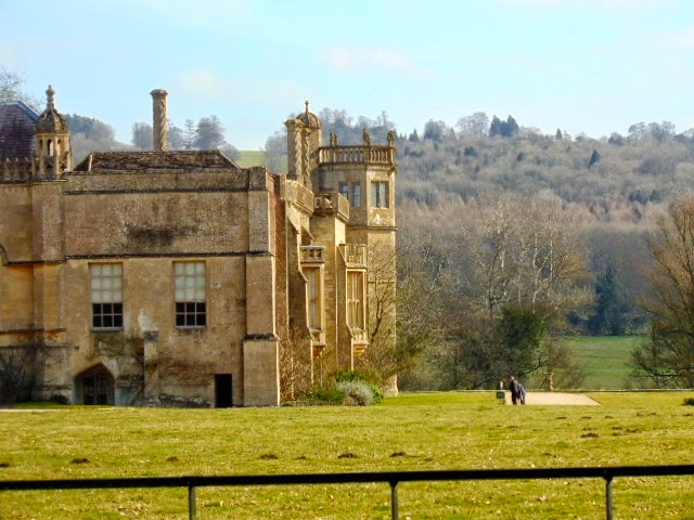 #RuralGirlsDiary || Lacock Abbey with Annabel